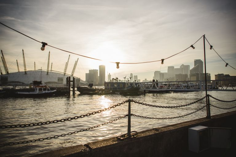 Trinity Buoy Wharf London Wedding Photography