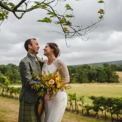 Elly Doug Burrows Lea Surrey Wedding Photography