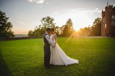 Surrey Wedding Photography Farnham Castle Nichola Johnny 1 of