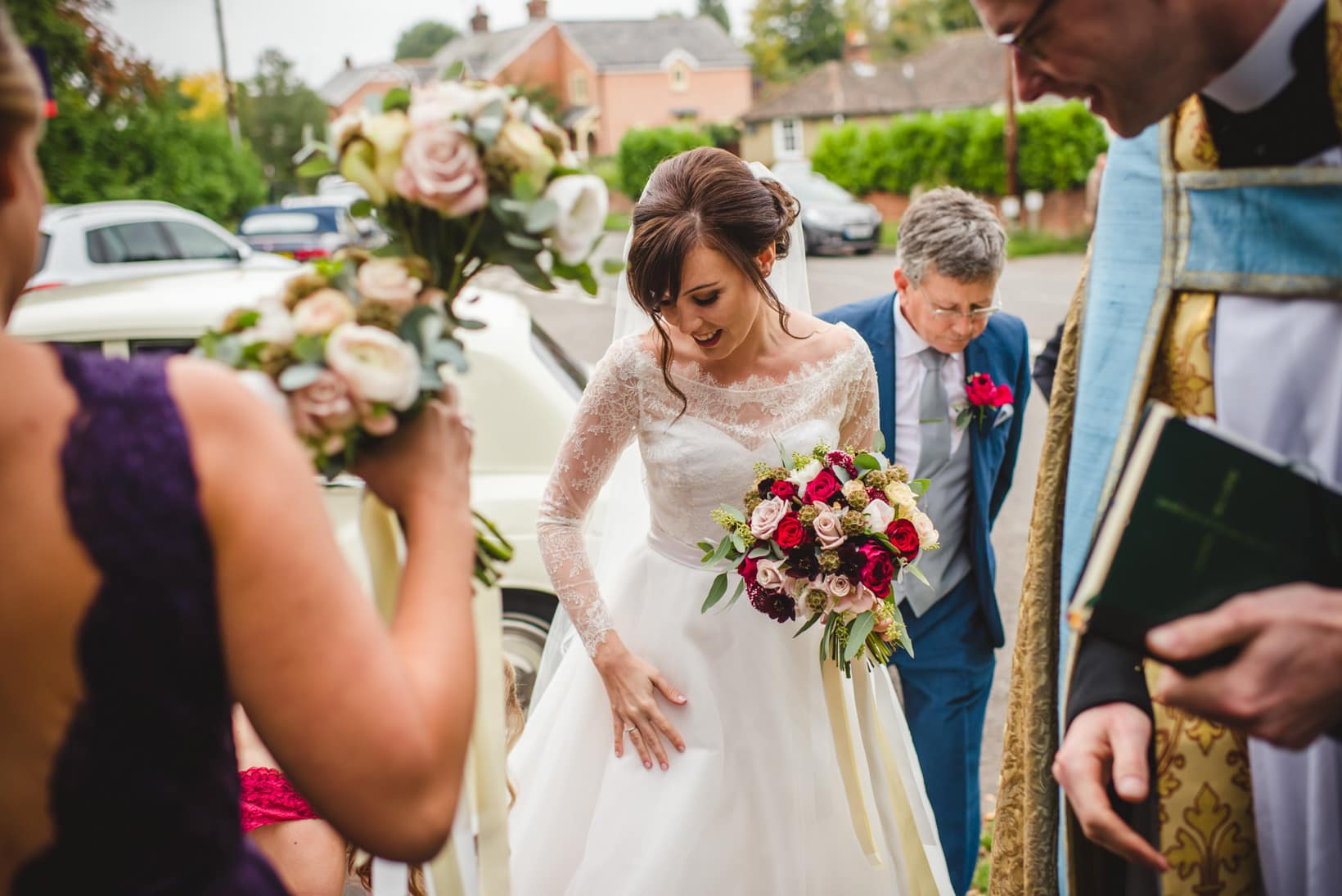 Surrey Wedding Photography Farnham Castle Nichola Johnny 13 of