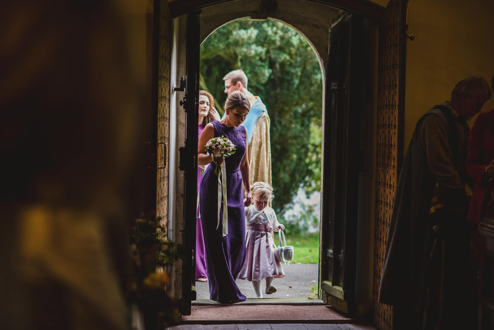 Surrey Wedding Photography Farnham Castle Nichola Johnny 14 of