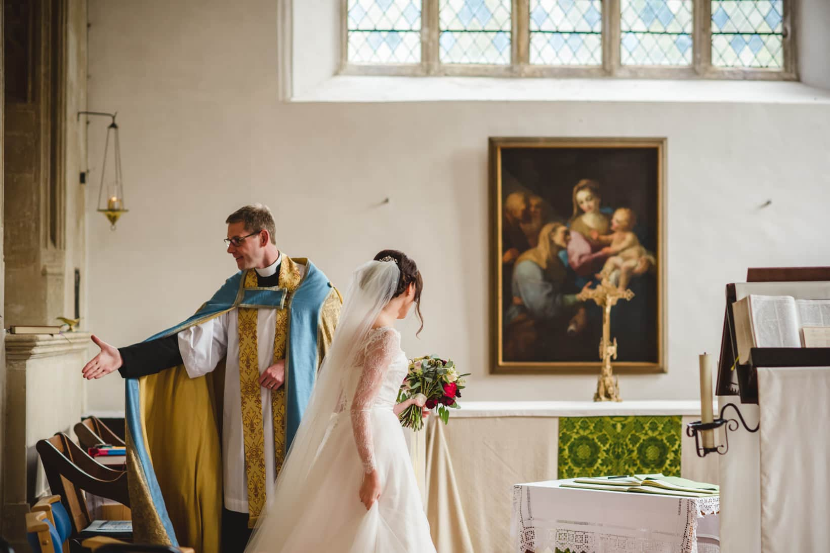 Surrey Wedding Photography Farnham Castle Nichola Johnny 19 of