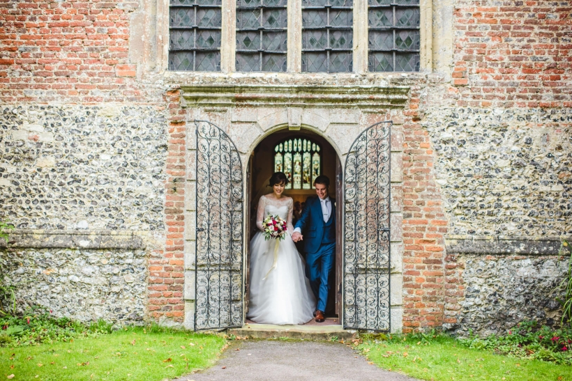 Surrey Wedding Photography Farnham Castle Nichola Johnny 24 of