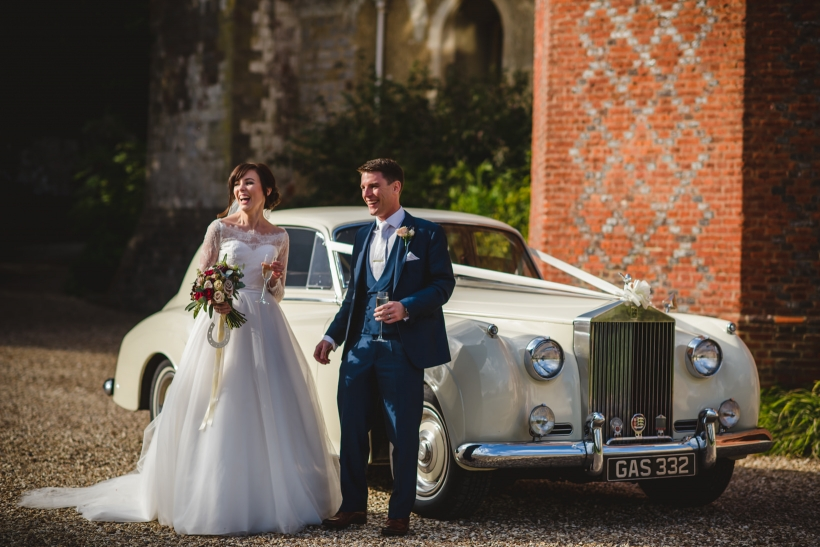 Surrey Wedding Photography Farnham Castle Nichola Johnny 34 of