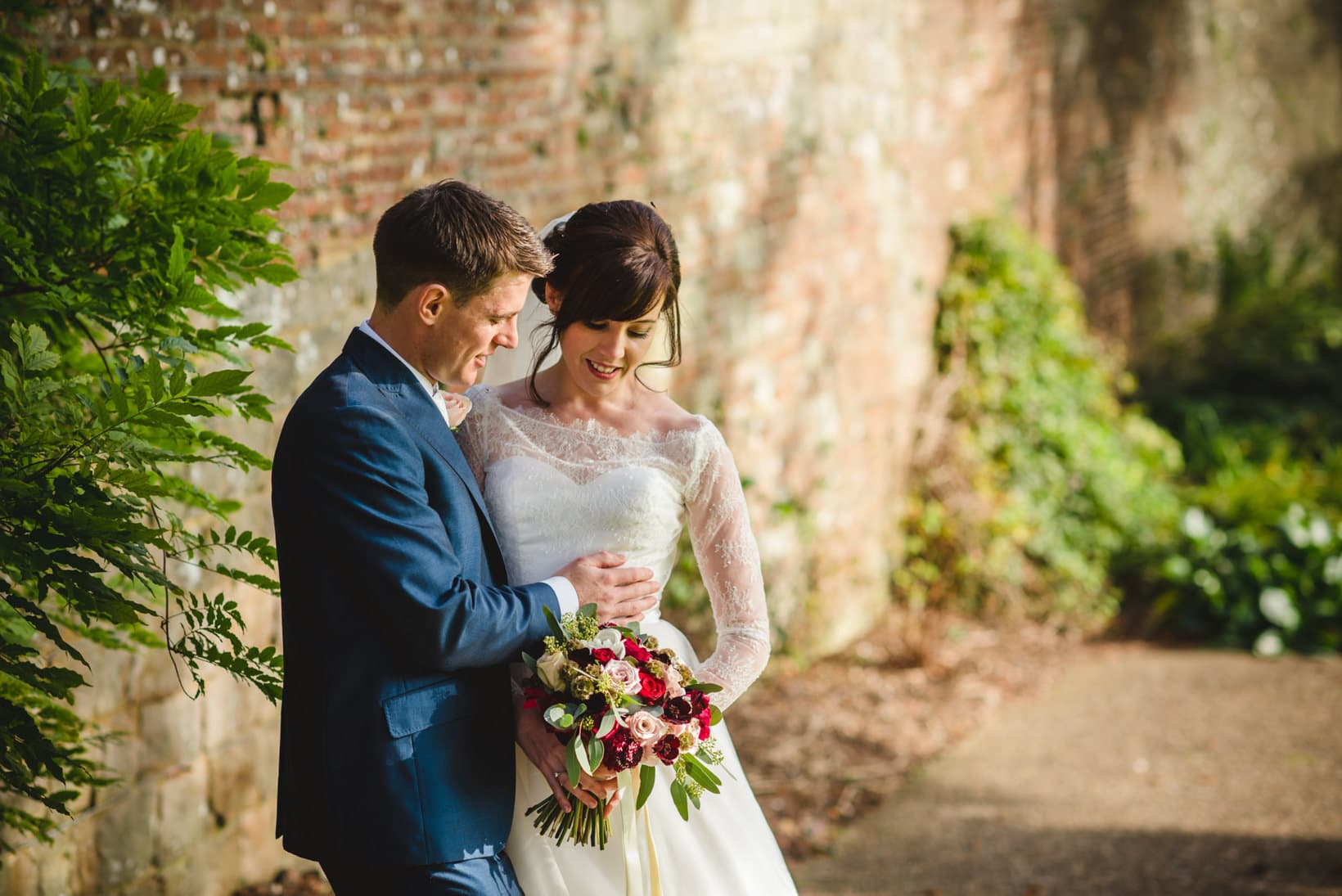 Surrey Wedding Photography Farnham Castle Nichola Johnny 35 of