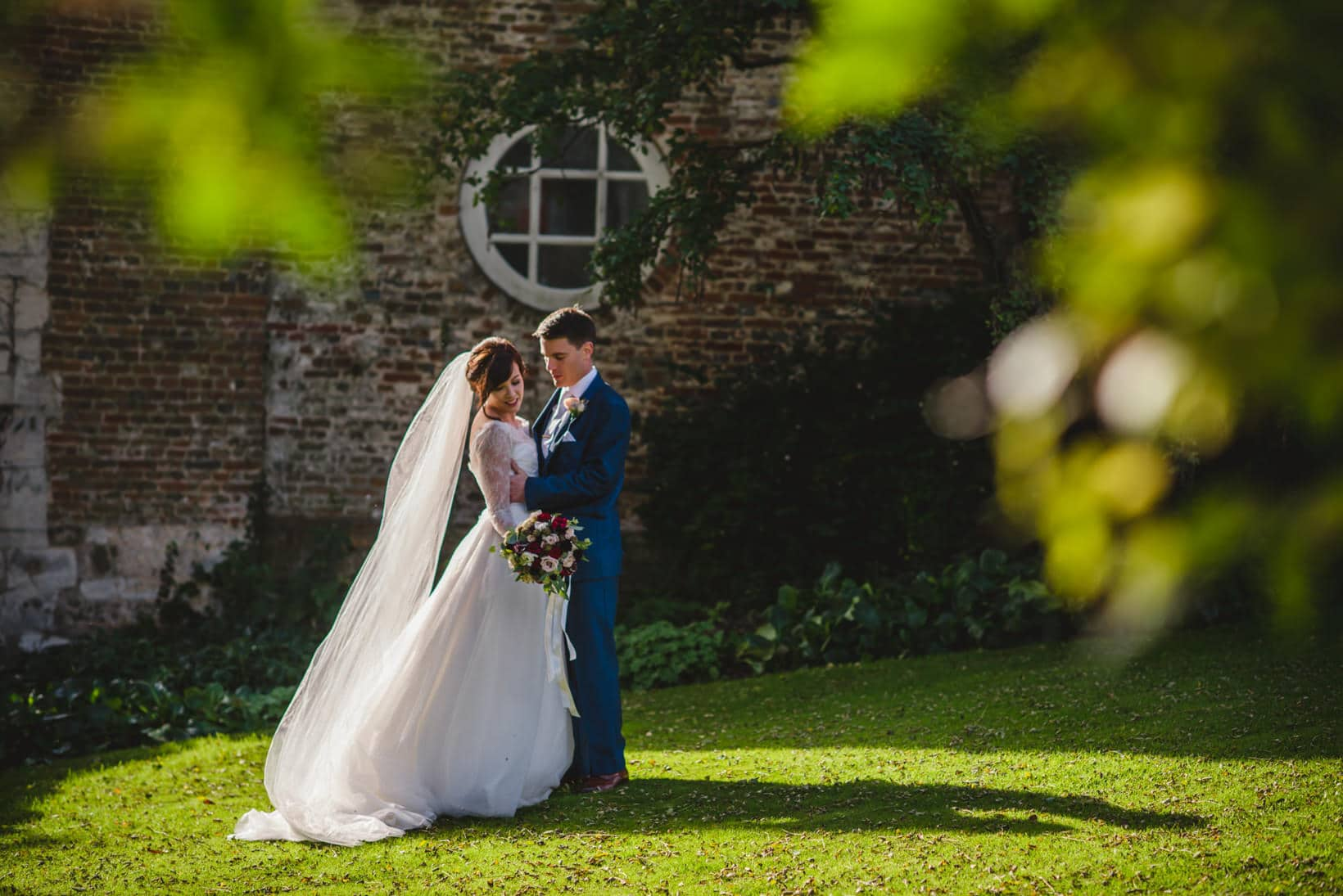 Surrey Wedding Photography Farnham Castle Nichola Johnny 36 of