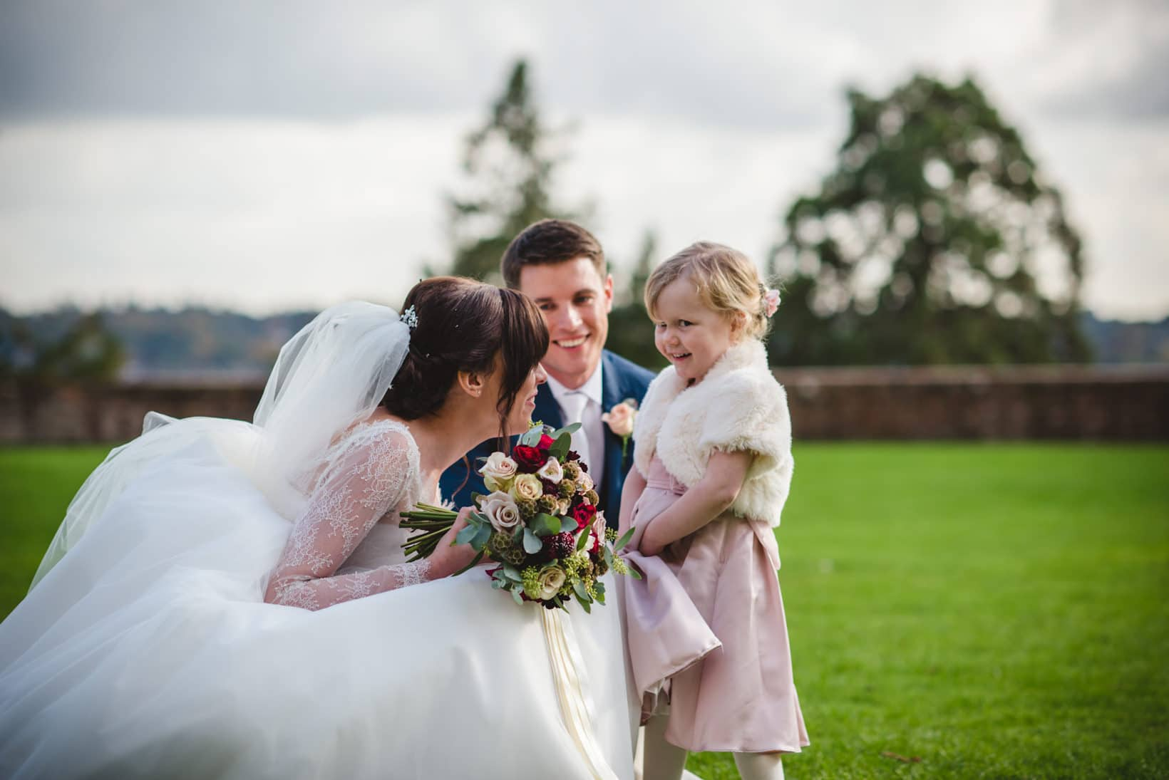Surrey Wedding Photography Farnham Castle Nichola Johnny 39 of
