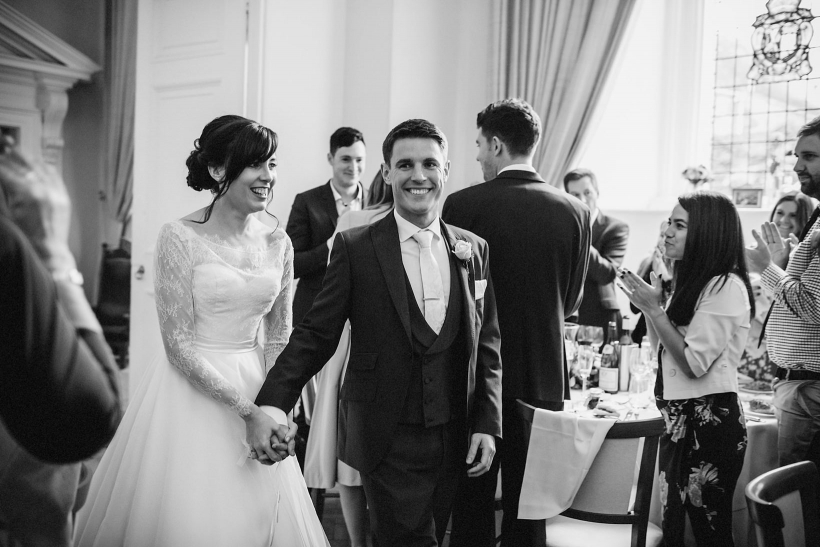 Surrey Wedding Photography Farnham Castle Nichola Johnny 45 of