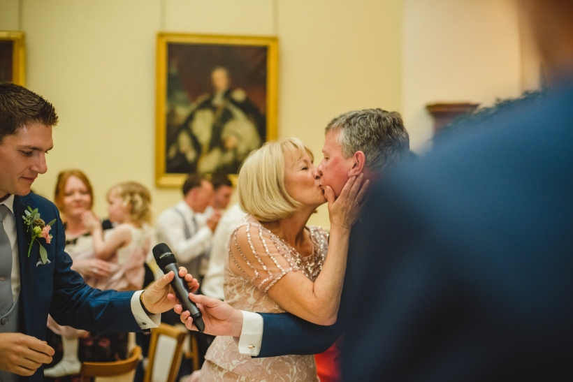 Surrey Wedding Photography Farnham Castle Nichola Johnny 50 of