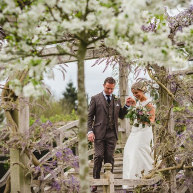 Emmedien Fabian Great Fosters Surrey Wedding Photography