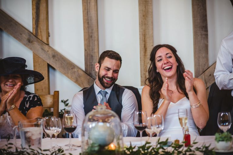 JJ Charlie Gate Street Barn Surrey Wedding Photography