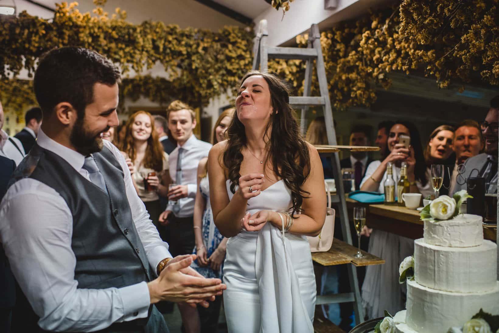 JJ Charlie Gate Street Barn Surrey Wedding Photography