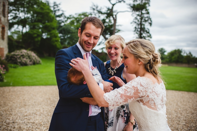 Alice Steve Farnham Castle Surrey Wedding Photography