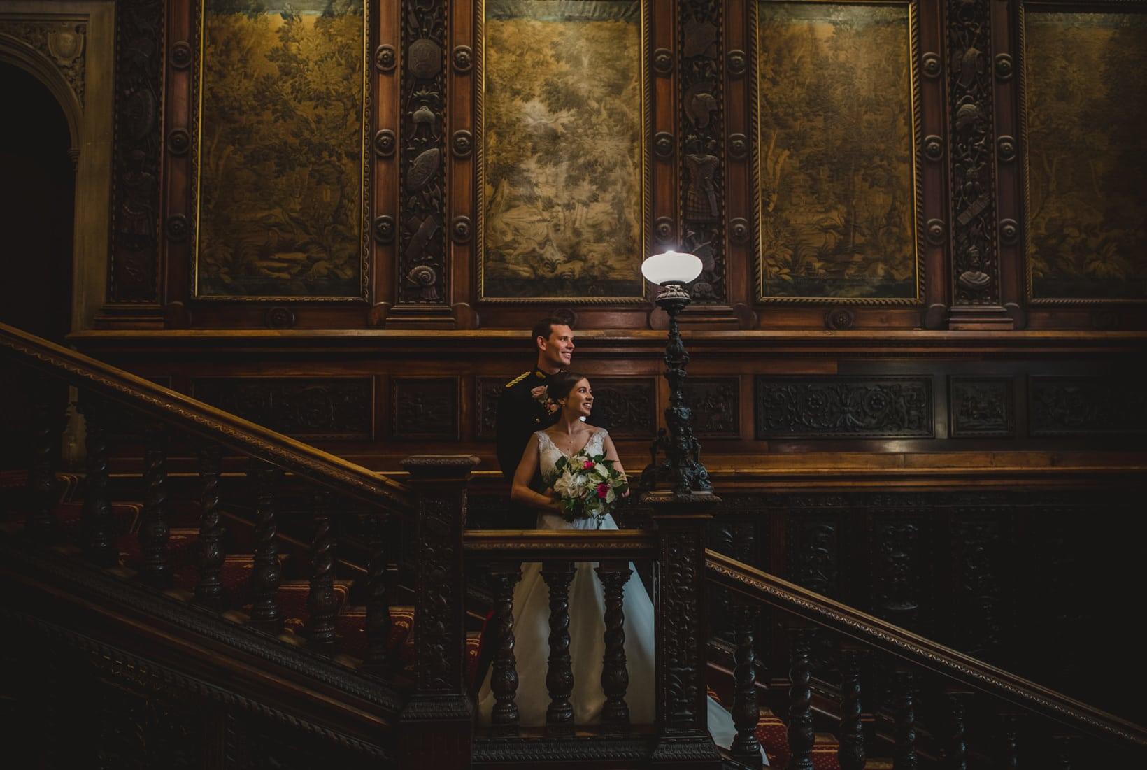 Carita David Canford School Wedding Dorset Wedding Photographer
