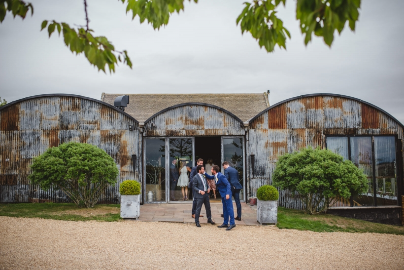 Lucy Rich Stone Barn Cotswolds Wedding Photography