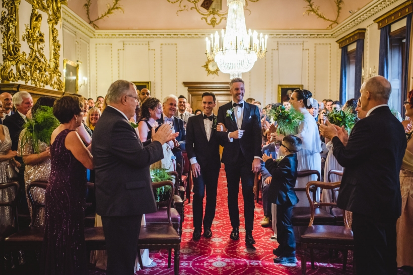 Mike Mark Stationers Hall Wedding Sophie Duckworth Photography