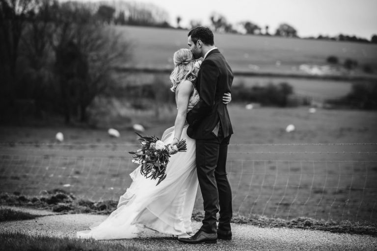 Farbridge Barn Wedding Photography Amy Chris