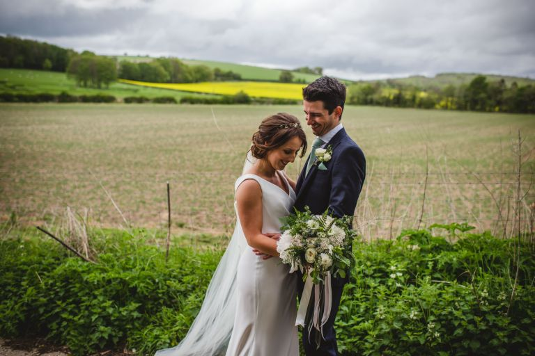 Isobel Rob Previews Farbridge Barn Wedding Photography