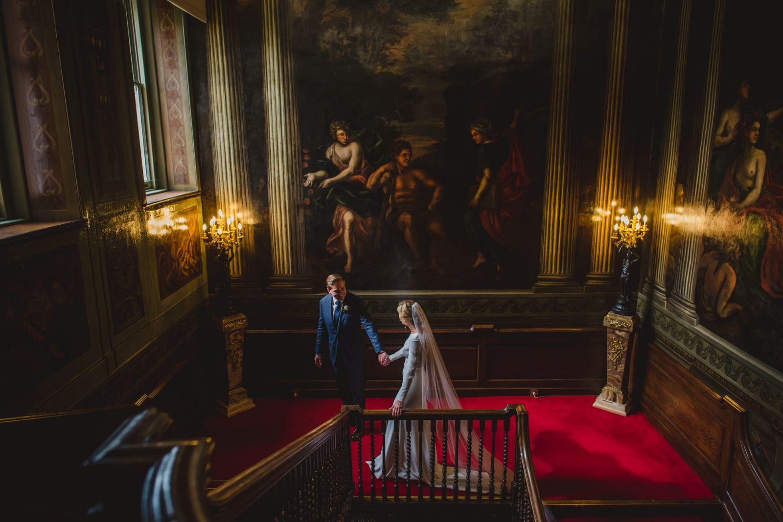 Charlie James Fetcham Park Wedding Previews