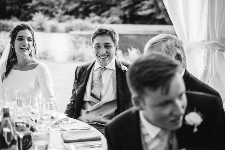 Kate Tom Chilworth Garden Wedding Sophie Duckworth Photography