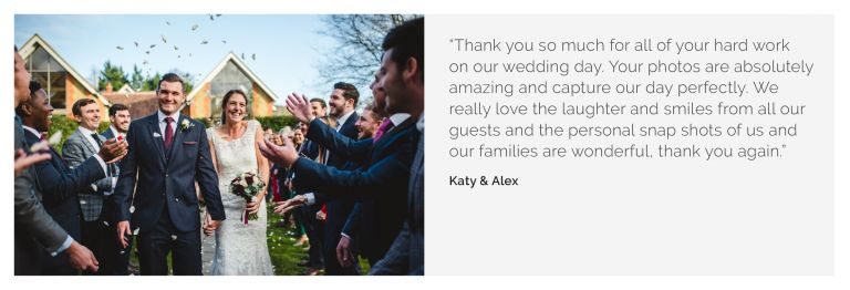 Millbridge Court wedding photography Katy Alex