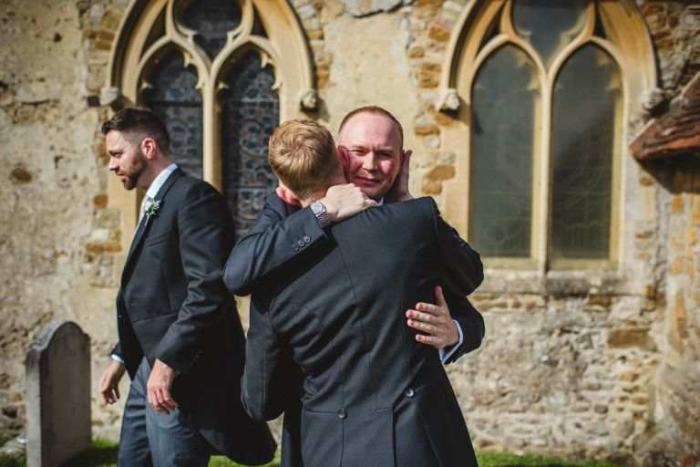 Harriet Dan Millbridge Court Wedding Sophie Duckworth Photography