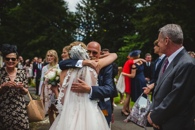 Maddie Ali Betchworth Garden Wedding Sophie Duckworth Photography