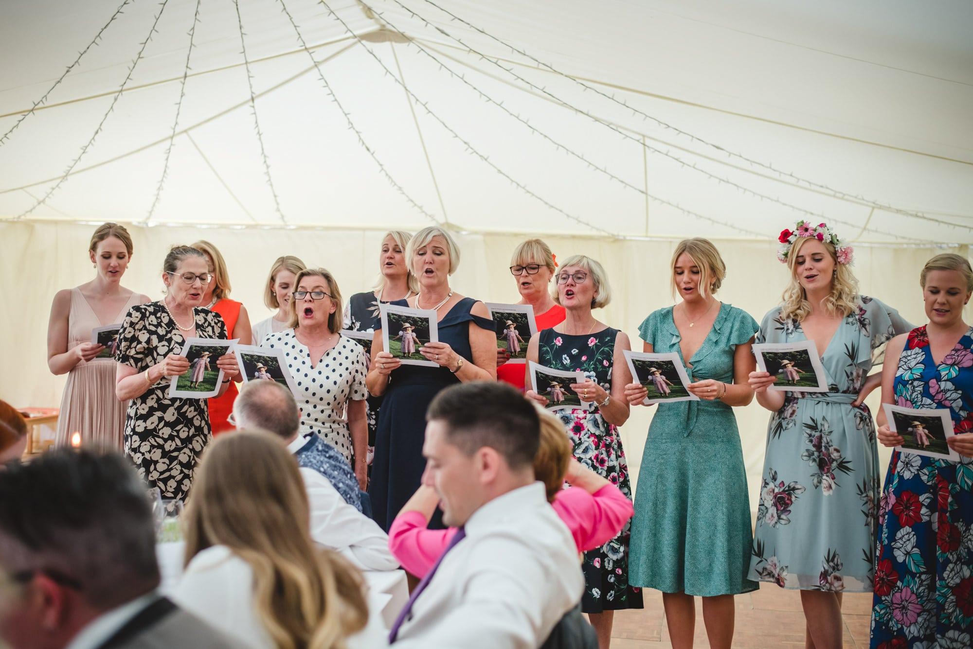 Maddie Ali Betchworth Garden Wedding Sophie Duckworth Photography