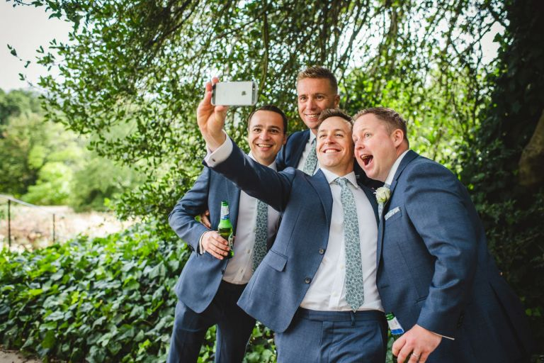 Fiona Tom Pembroke Lodge Wedding Sophie Duckworth Photography