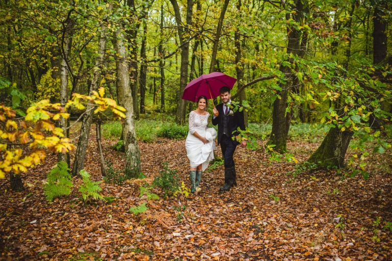 Laura Arwyn Autumnal Marquee Wedding Kent wedding photography