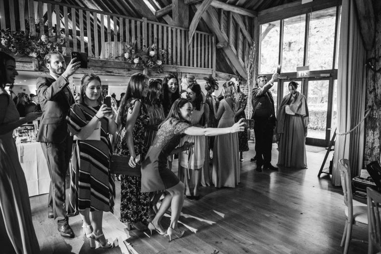 Rose James Bury Court Barn Wedding Sophie Duckworth Photography