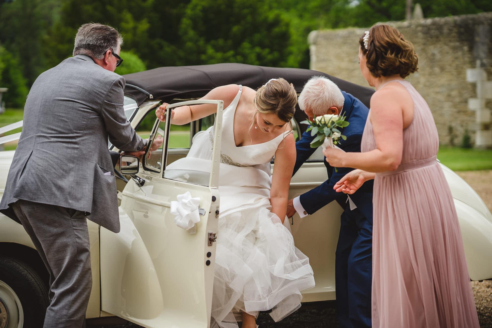 Elly Ollie Loseley Park Wedding Sophie Duckworth Photography