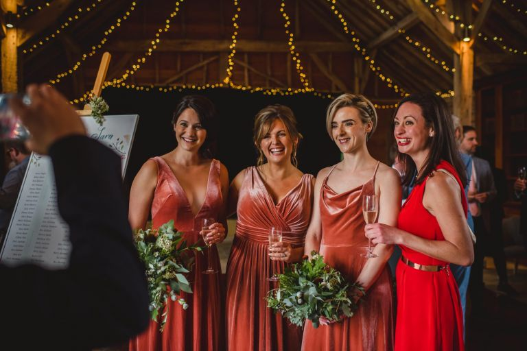 Marc Sara Hampshire Barn Wedding Sophie Duckworth Photography